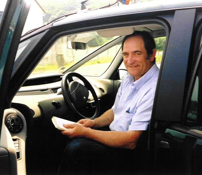 Albert deville - your trusty chauffeur